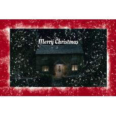 """Merry Christmas"". Дизайн: Anna Panaetova"