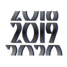 """""""2019"""". Дизайн: Still Hobby"""