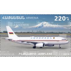 Армения. Гражданская авиация. Марка