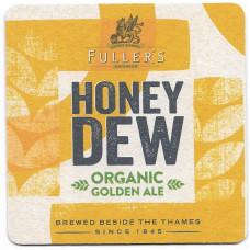 """Бирдекель """"Honey Dew. Organic Golden Ale"""""""