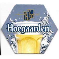 """Бирдекель """"Hoegaarden. Anno 1445"""""""