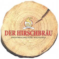 """Бирдекель """"DER HIRSCHBRAU"""""""