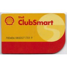 "Пластиковая карта ""Shell Club smart"""