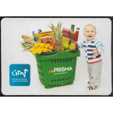 """Карманный календарик """"PRISMA - финская сеть семейных супер- и гипермаркетов"""", на 2014 год"""