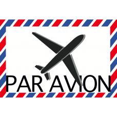 """""""Par Avion"""". Дизайн: Still Hobby"""
