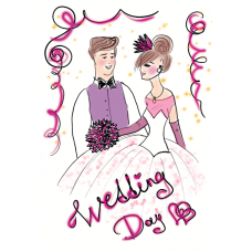 """Wedding day"". Автор: Panali"