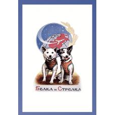 """""""Первые в космосе!"""". Дизайн: Panali"""