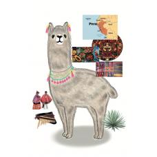 """Lama"". Автор: Panali"