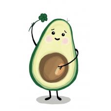 """Avocadoble"". Автор: Panali"