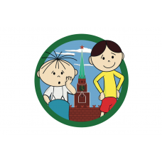 """""""Лёлек и Болек в Москве"""". Дизайн: Still Hobby"""