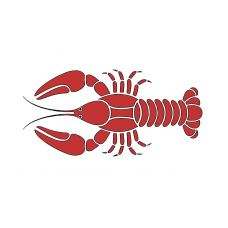 """Sea food: lobster"". Автор: Panali"