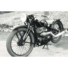 """Мотоцикл ""ИЖ-8"". Дизайн: Still Hobby"