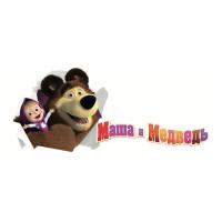 """Маша и Медведь"". Дизайн: Still Hobby"