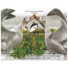ТААФ. Фауна. Большой альбатрос. Блок